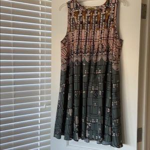 Anthropologie dress by Preeti S Kapoor sz. Medium